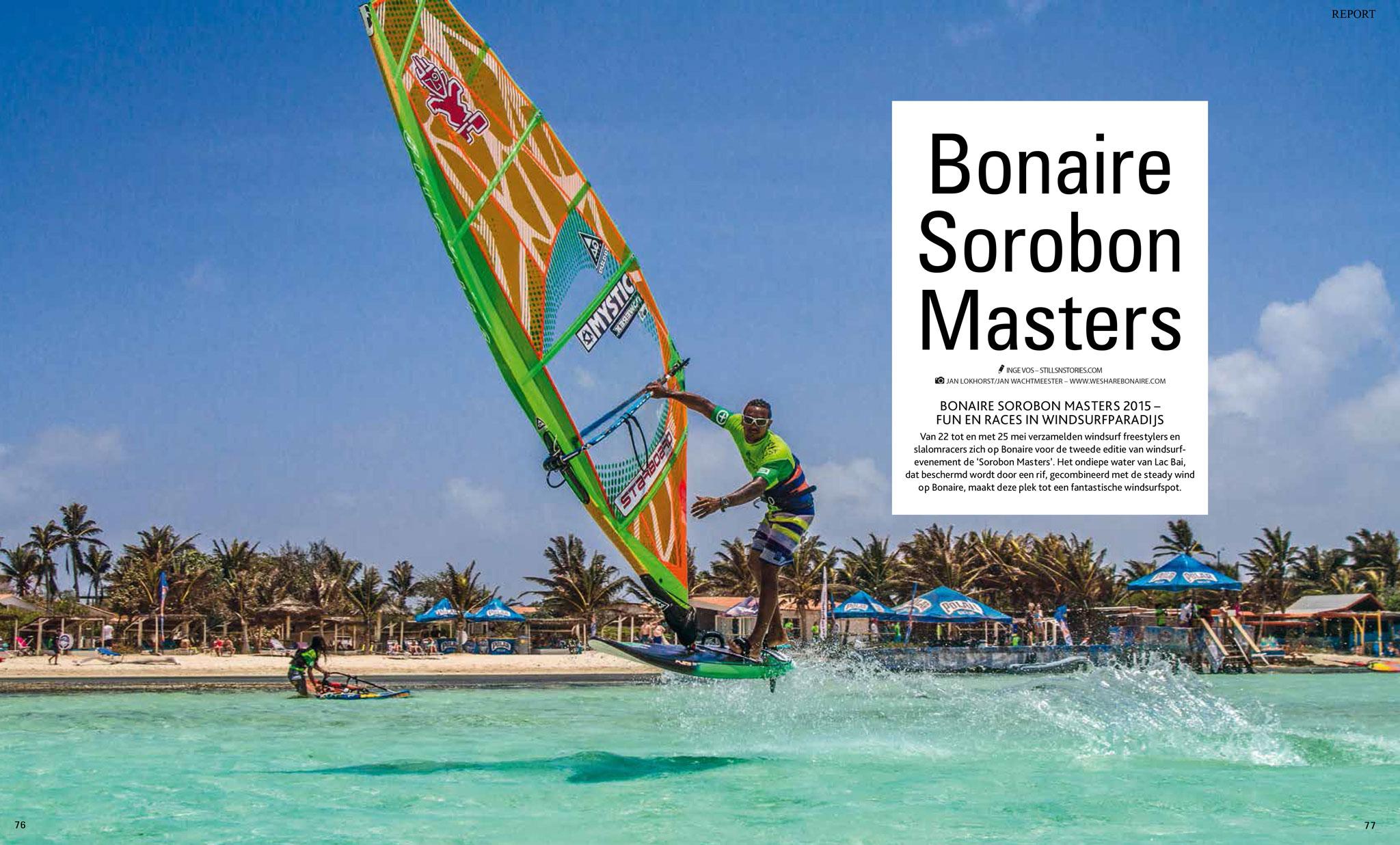 216adba8e347 The windsurf masters were on Bonaire